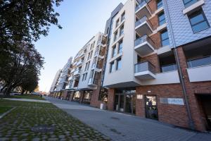 Apartament Gdańsk Śródmieście Długie Ogrody