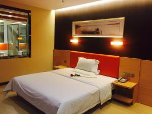 7Days Premium Yangzhou Baoying Avenue An Yidong Road