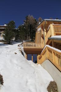 Auszeit Appartement für 2 Personen mit Panoramablick, Turracher Höhe -A4 Haus 436 a links-
