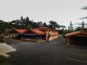 Hotel Amjeco, San Isidro