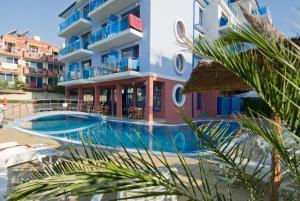 Отель Надя