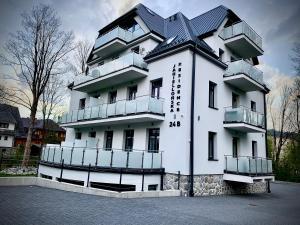 CHARDONNAY APARTMENT ZAKOPANE Centrum Jagiellońska Residence
