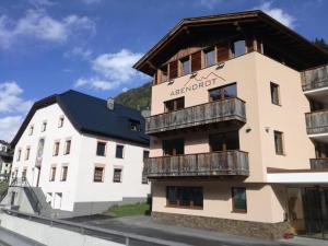 Accommodation in Ischgl