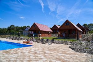 Osada Łagówek domek letniskowy do wynajęcia