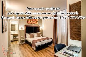 Al Manthia Hotel - Gruppo Trevi Hotels - abcRoma.com