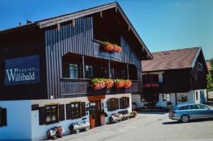 Penzion Pension Willibald Bad Tölz Německo