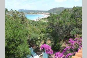Villetta vista mare in Sardegna