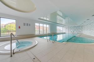 Apartinfo Apartments Waterlane Island SPA