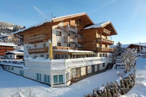 Landhotel Lechner, Hotel  Kirchberg in Tirol - big - 21