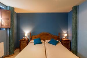 Hotel Rural Los Cerezos de Yanguas, Affittacamere  Yanguas - big - 71