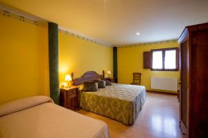 Hotel Rural Los Cerezos de Yanguas, Affittacamere  Yanguas - big - 109