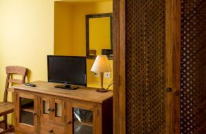 Hotel Rural Los Cerezos de Yanguas, Affittacamere  Yanguas - big - 39