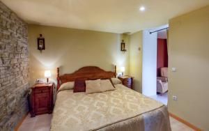 Hotel Rural Los Cerezos de Yanguas, Affittacamere  Yanguas - big - 9