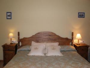 Hotel Rural Los Cerezos de Yanguas, Affittacamere  Yanguas - big - 37