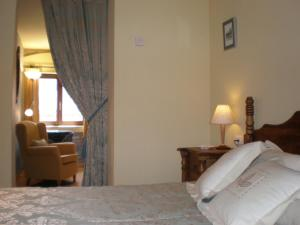 Hotel Rural Los Cerezos de Yanguas, Pensionen  Yanguas - big - 19