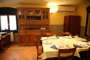 Hotel Rural Los Cerezos de Yanguas, Affittacamere  Yanguas - big - 41