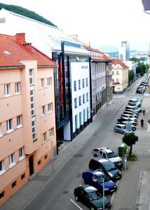 Urpín City Residence, Hotels  Banská Bystrica - big - 25
