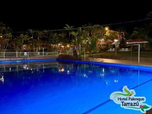 Hotel Palenque Tarrazu