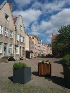 My Old Town Gdańsk Apartament Podgarbary 10