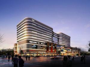 7Days Inn ZhenJiang Railway Station Wanda Plaza