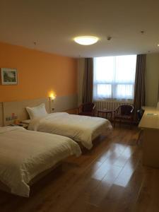 7Days Inn Langfang Yongqing Wulong Road, Отели  Langfang - big - 4