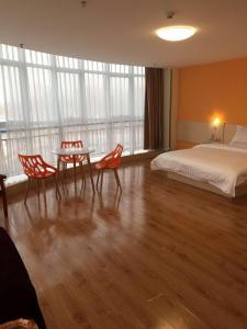 7Days Inn Langfang Yongqing Wulong Road, Отели  Langfang - big - 3