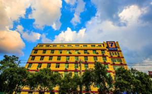 7Days Inn Ankang Ba Shandong Road Anyunsi
