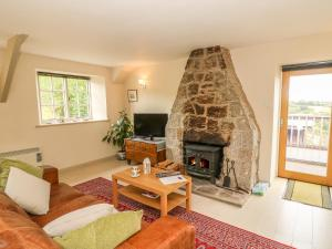 The Coach House, Newton Abbot, Holiday homes  Gidleigh - big - 58