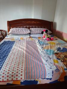 NJH Enterprise 2story house and store below! Near L300 Van services to downtown! It is nice for couple traveler or single traveler.. it's free breakfast! It fully furnished with aircon ang wifi free!