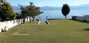 Holiday house on the beach Achaia Greece