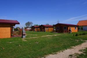 Domki przy Akacjowej