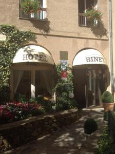 Hotel Biney, Hotely  Rodez - big - 21