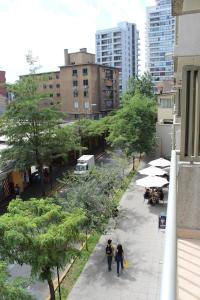 Departamentos Centro Urbano Santiago, Ferienwohnungen  Santiago - big - 32