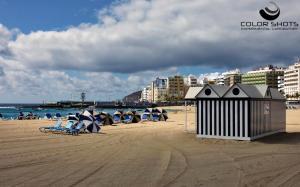 Pensión Sea of Clouds, Hostels  Las Palmas de Gran Canaria - big - 35