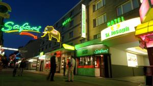 St.Joseph Hotel Hamburg - Reeperbahn St.Pauli Kiez