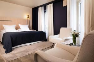 Location gîte, chambres d'hotes Hotel de Nell dans le département Paris 75