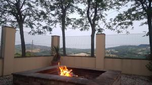 Ca' le cerque, lovely apartment immersed in Marche's nature