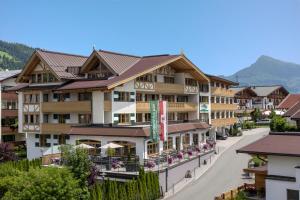 Alpen Glück Hotel Kirchberger Hof - Kirchberg in Tirol