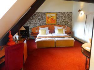 Location gîte, chambres d'hotes L'Hostellerie du Château dans le département Haut Rhin 68