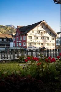 Hotel- Restaurant Krone - Urnäsch