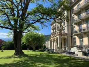 Parkhotel du Sauvage - Hotel - Meiringen - Hasliberg