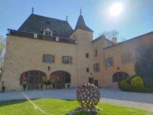 Location gîte, chambres d'hotes Château de la Venerie dans le département Rhône 69