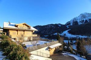 Luxury Chalet Solidage - Hotel - Rougemont
