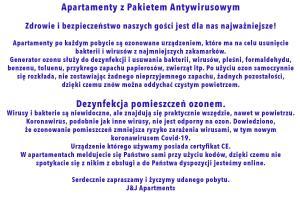 JJ Apartments Szeroka 25 Apartament 14