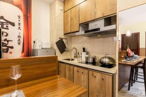 Guangzhou Tianhe District·Tianhe another city·, Apartmány  Kanton - big - 19