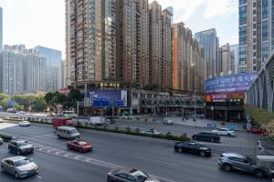 Guangzhou Tianhe·Liede Metro Station, Appartamenti  Canton - big - 25