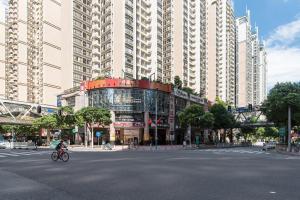 Guangzhou Tianhe·Liede Metro Station, Apartmány  Kanton - big - 17