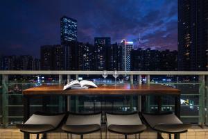 Guangzhou Tianhe·Liede Metro Station, Appartamenti  Canton - big - 39