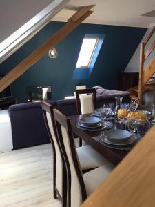 Apartament Miętowa Sowa