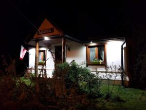 Kalinka chata na końcu świata